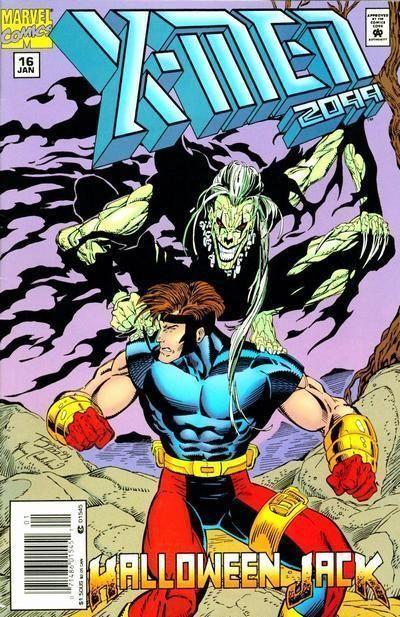 X-MEN 2099 #16 NM!