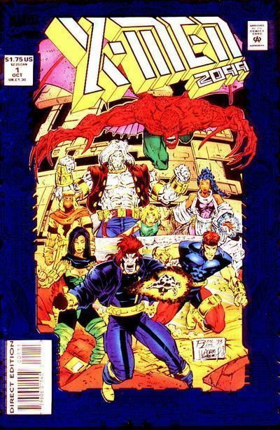 X-MEN 2099 #1 NM!