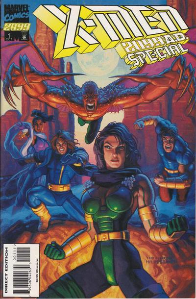 X-MEN 2099 SPECIAL #1 NM!