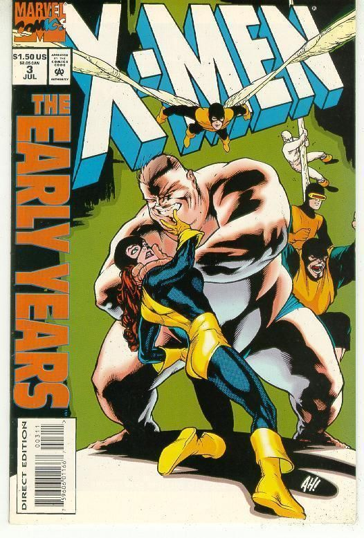 X-MEN: The EARLY YEARS #3 (1994) NM!