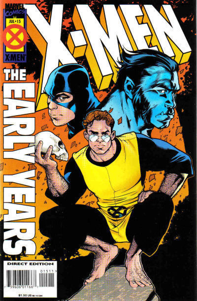 X-MEN: The EARLY YEARS #15 (1994) NM!