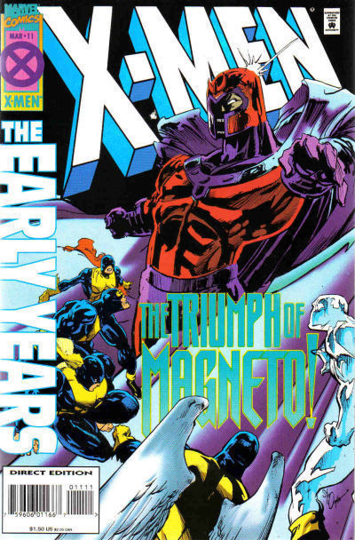 X-MEN: The EARLY YEARS #11 (1994) NM!