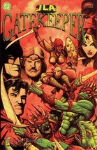 JLA: GATEKEEPER #3 (2000) NM! - $5.00