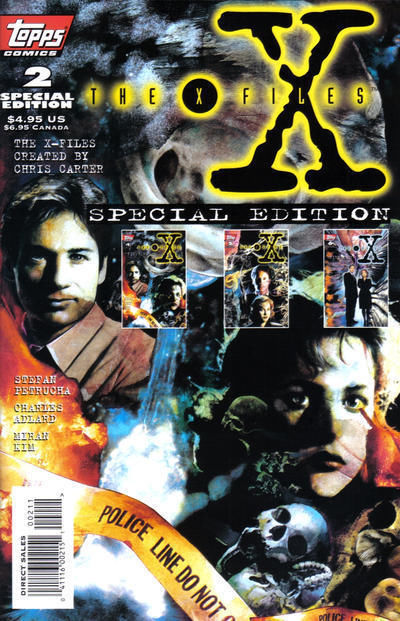 X-FILES SPECIAL EDITION #2 NM!