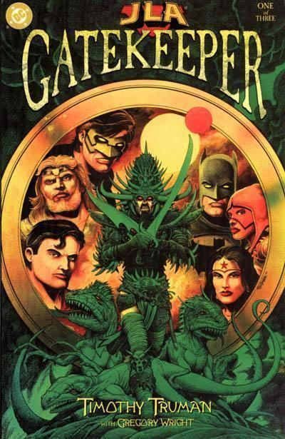 JLA: GATEKEEPER #1 (2000) NM!