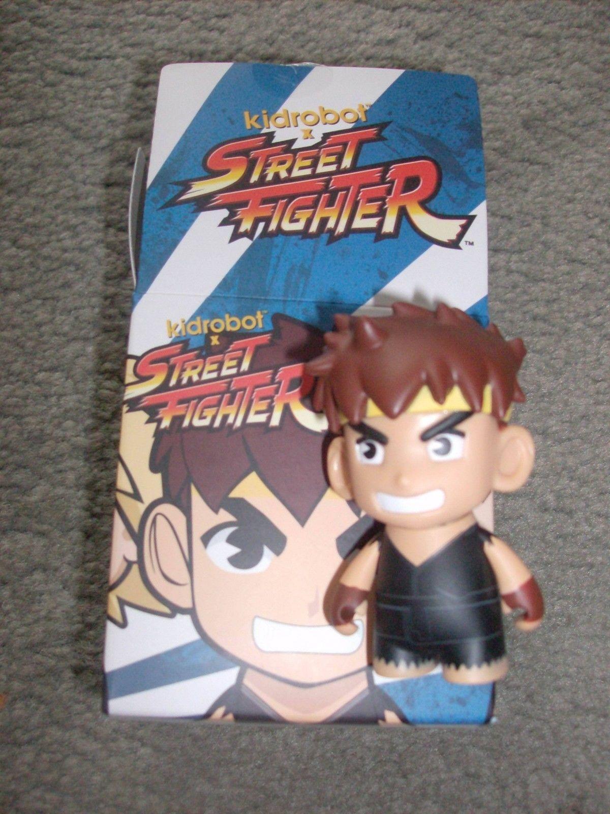 Street Fighter Ryu by Kidrobot