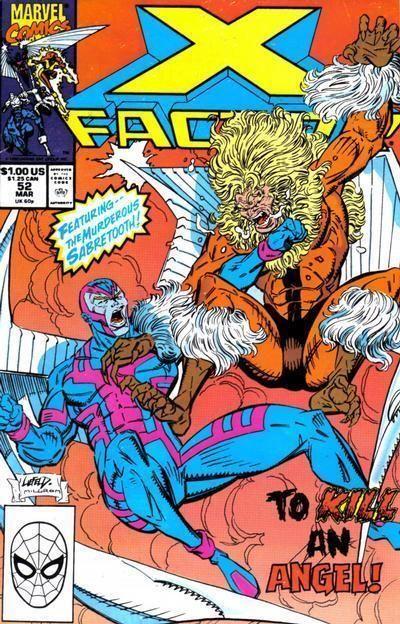 X-FACTOR #52 NM!