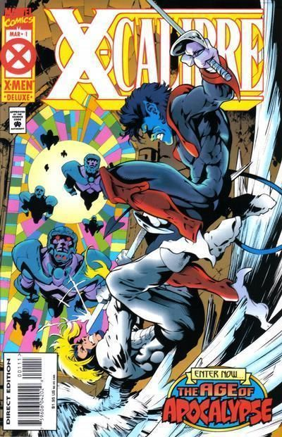 X-Calibre #1 (Age of Apocalypse) NM!