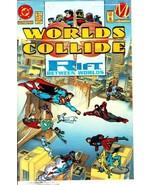WORLDS COLLIDE #1 (DC Comics, 1994) ~ Superman - $1.00