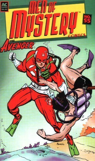 MEN of MYSTERY COMICS #55 (AC Comics) NM!