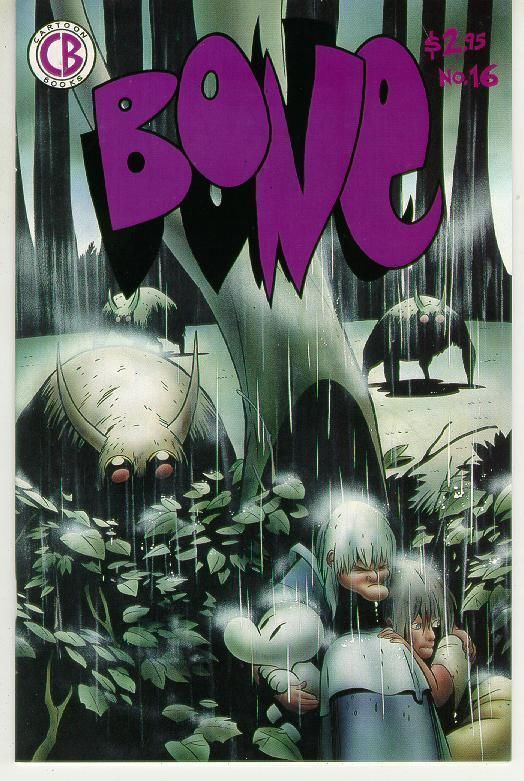 Bone #16 (Cartoon Books) NM!