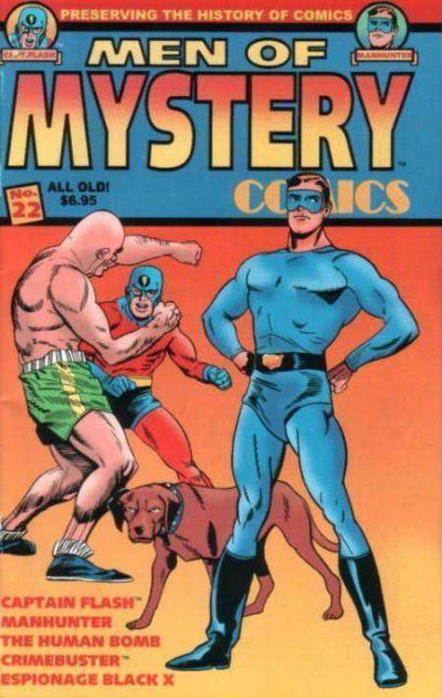 MEN of MYSTERY COMICS #22 (AC Comics) NM!