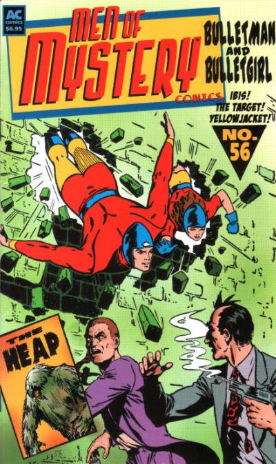 MEN of MYSTERY COMICS #56 (AC Comics) NM!