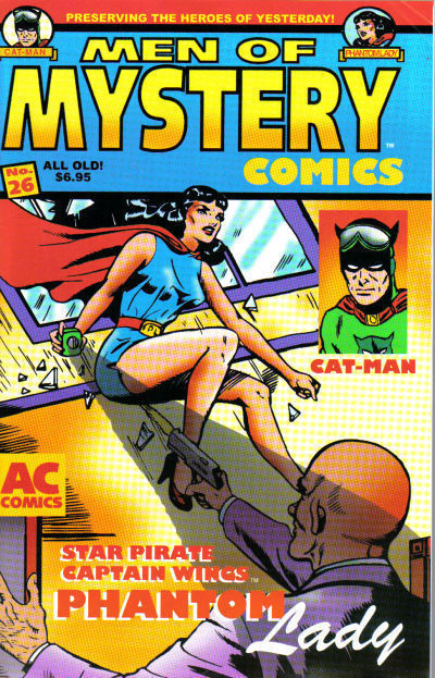 MEN of MYSTERY COMICS #26 (AC Comics) NM!