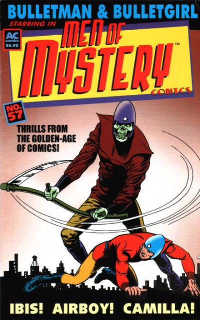 MEN of MYSTERY COMICS #57 (AC Comics) NM!