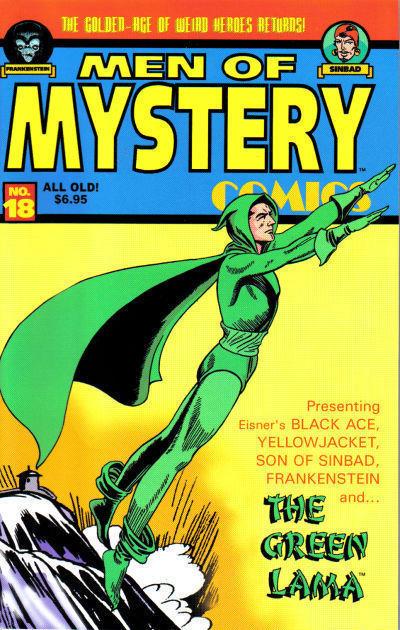 MEN of MYSTERY COMICS #18 (AC Comics) NM!