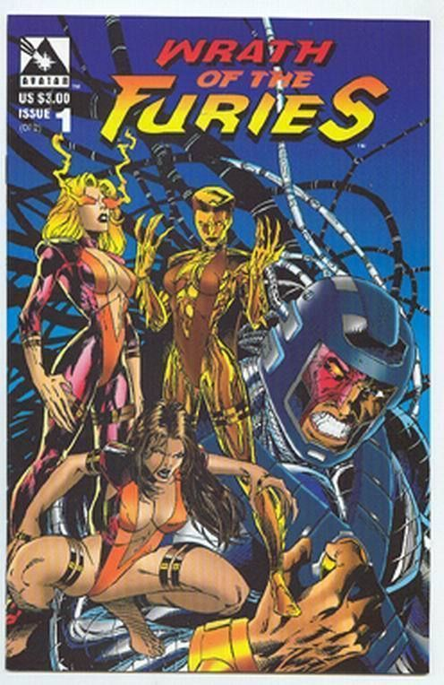 WRATH of the FURIES #1 (Avatar) NM!