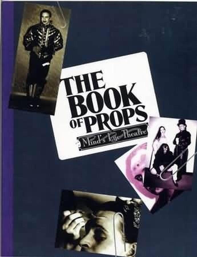 Vampire Mind's Eye Theatre Book of Props