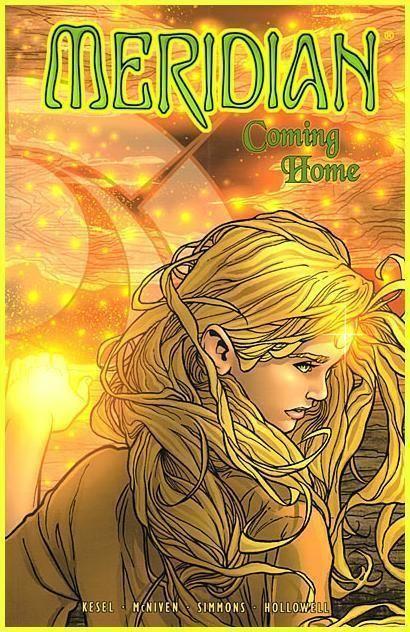 Meridian Vol. 4 Coming Home Trade Paperback