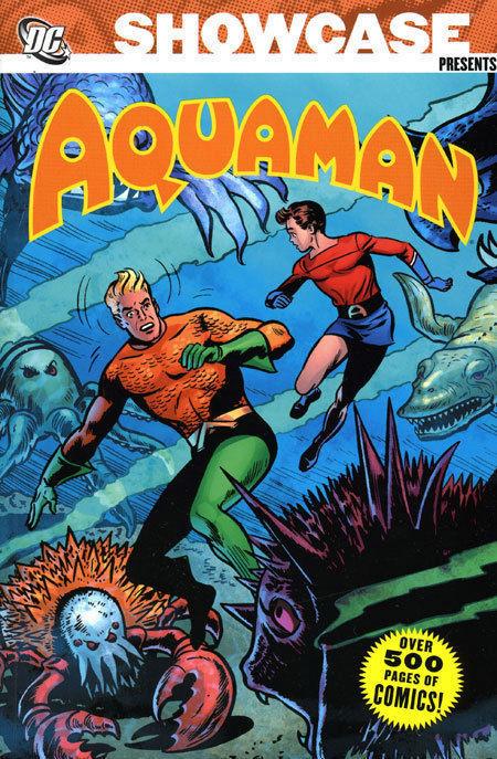 Showcase Presents Aquaman Vol. 1 Trade Paperback