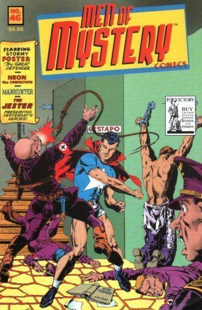 MEN of MYSTERY COMICS #46 (AC Comics) NM!