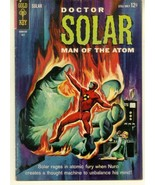 DOCTOR SOLAR, MAN OF THE ATOM #8 (Gold Key, 1964) - $10.00