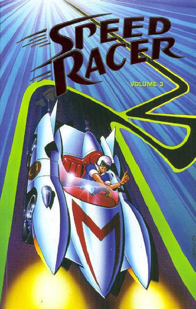 SPEED RACER VOLUME 3 TRADE PAPERBACK (IDW)