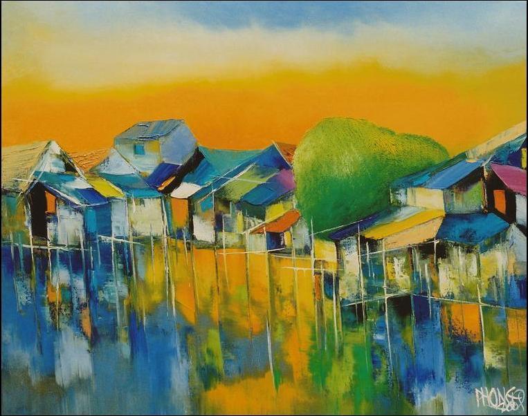 07 fishing village