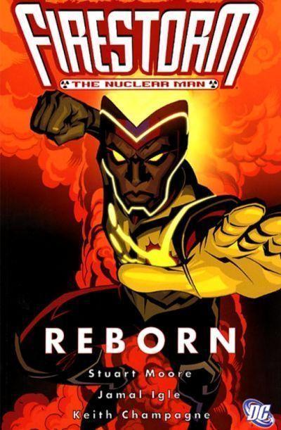 Firestorm Reborn Trade Paperback