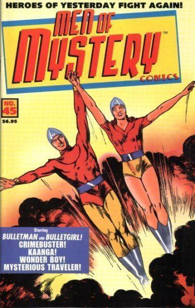 MEN of MYSTERY COMICS #45 (AC Comics) NM!