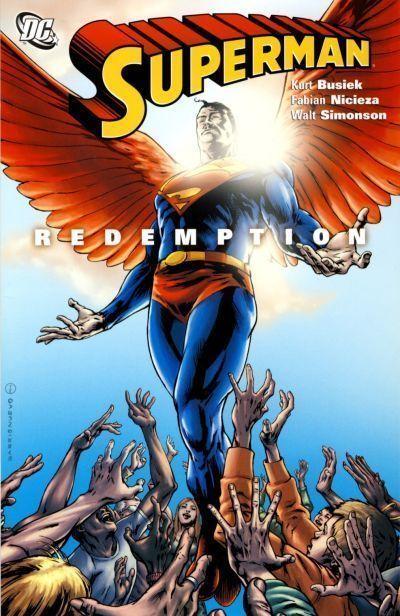 Superman Redemption Trade Paperback