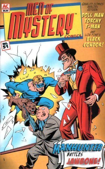 MEN of MYSTERY COMICS #51 (AC Comics) NM!