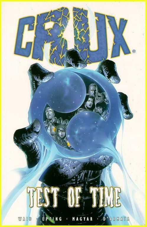 Crux Vol. 2 Test of Time Trade Paperback