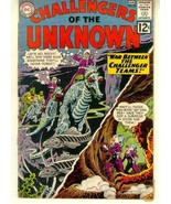 CHALLENGERS OF THE UNKNOWN #29 (1963) - $10.00
