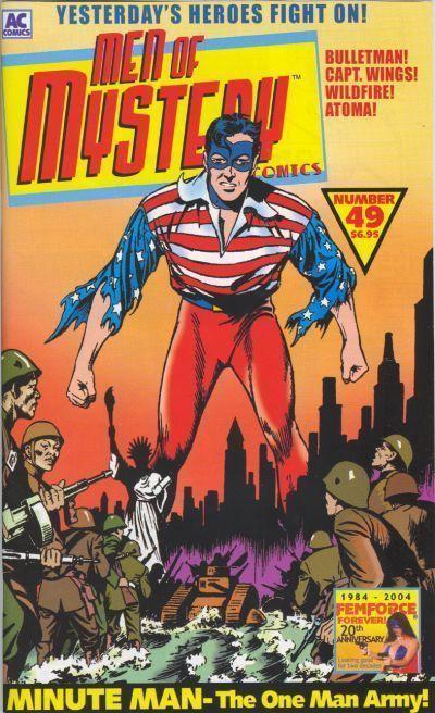 MEN of MYSTERY COMICS #49 (AC Comics) NM!