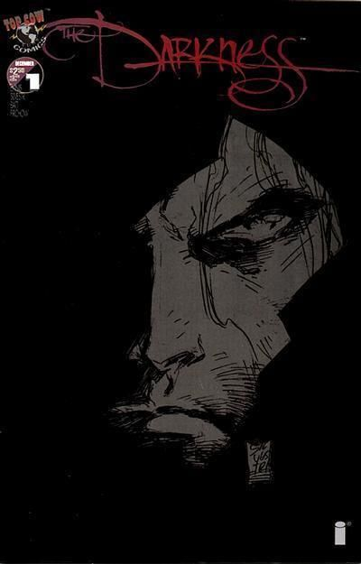 DARKNESS #1 Variant (1996 Series) NM!