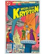 WORLD of KRYPTON #1 (1979) ~ Superman - $1.00