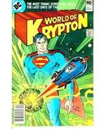WORLD of KRYPTON #3 (1979) ~ Superman - $1.00