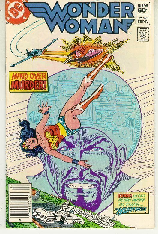 WONDER WOMAN #295 (1982)