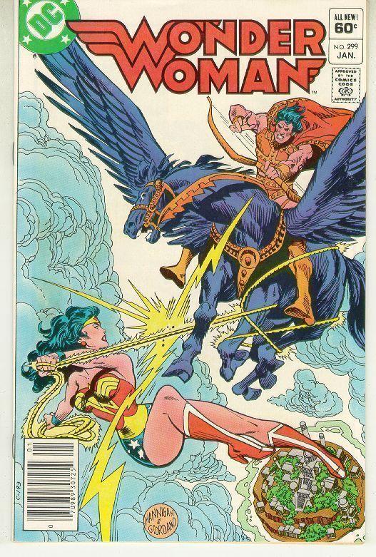 WONDER WOMAN #299 (1982)
