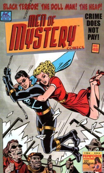 MEN of MYSTERY COMICS #48 (AC Comics) NM!