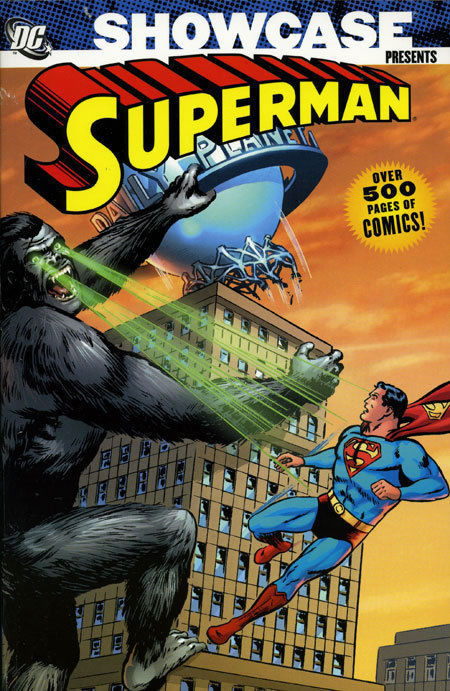Showcase Presents Superman Vol. 2 Trade Paperback