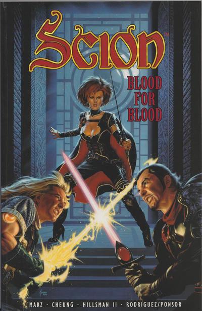 Scion Vol. 2 Blood for Blood Trade Paperback