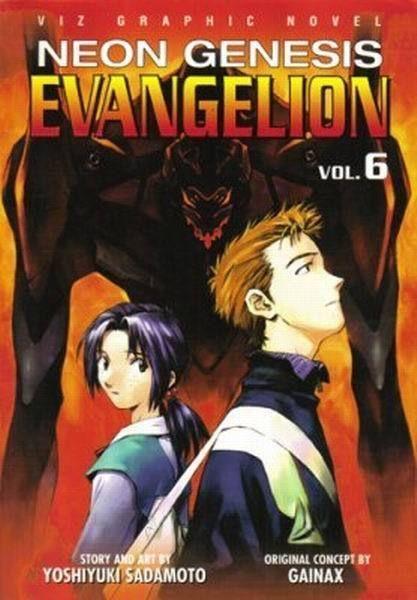 Neon Genesis Evangelion Vol. 6 Trade Paperback (Viz)