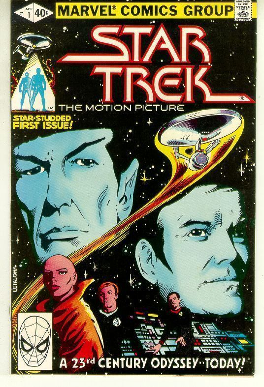 STAR TREK #1 (Marvel, 1980 Series)