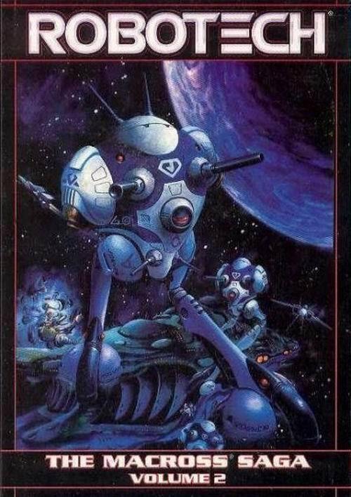Robotech: The Macross Saga Vol. 2 Trade Paperback (Wildstorm)