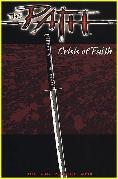 The Path Vol. 1 Crisis of Faith Trade Paperback