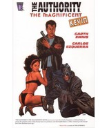 Authority Magnificent Kevin Trade Paperback - $10.00