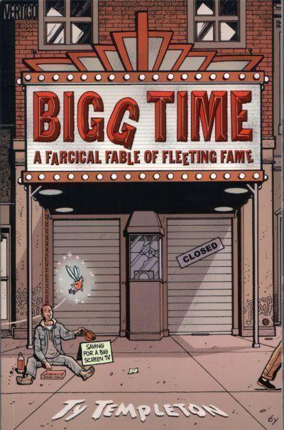Bigg Time Trade Paperback (Vertigo)
