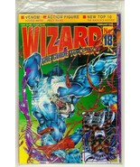 WIZARD: The GUIDE to COMICS #18 NM! - $5.00